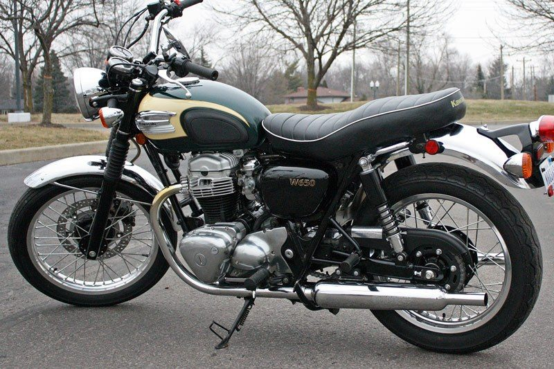 Available Soon: 2001 Kawasaki W650